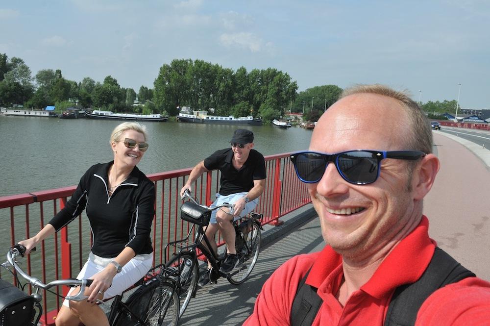 Møt Tom - han er lommekjent i Amsterdam