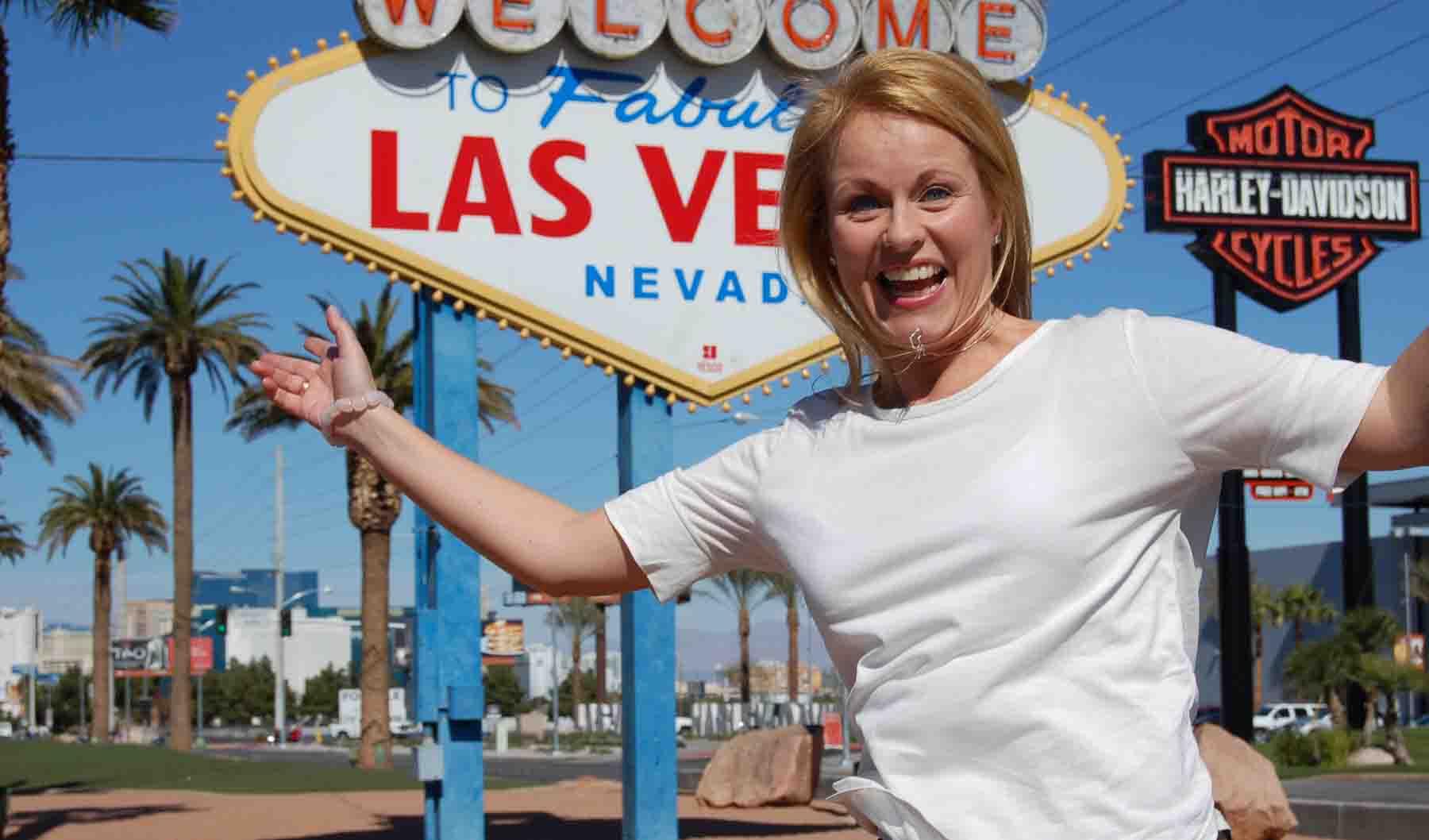 Min favorittby; Las Vegas har alt!