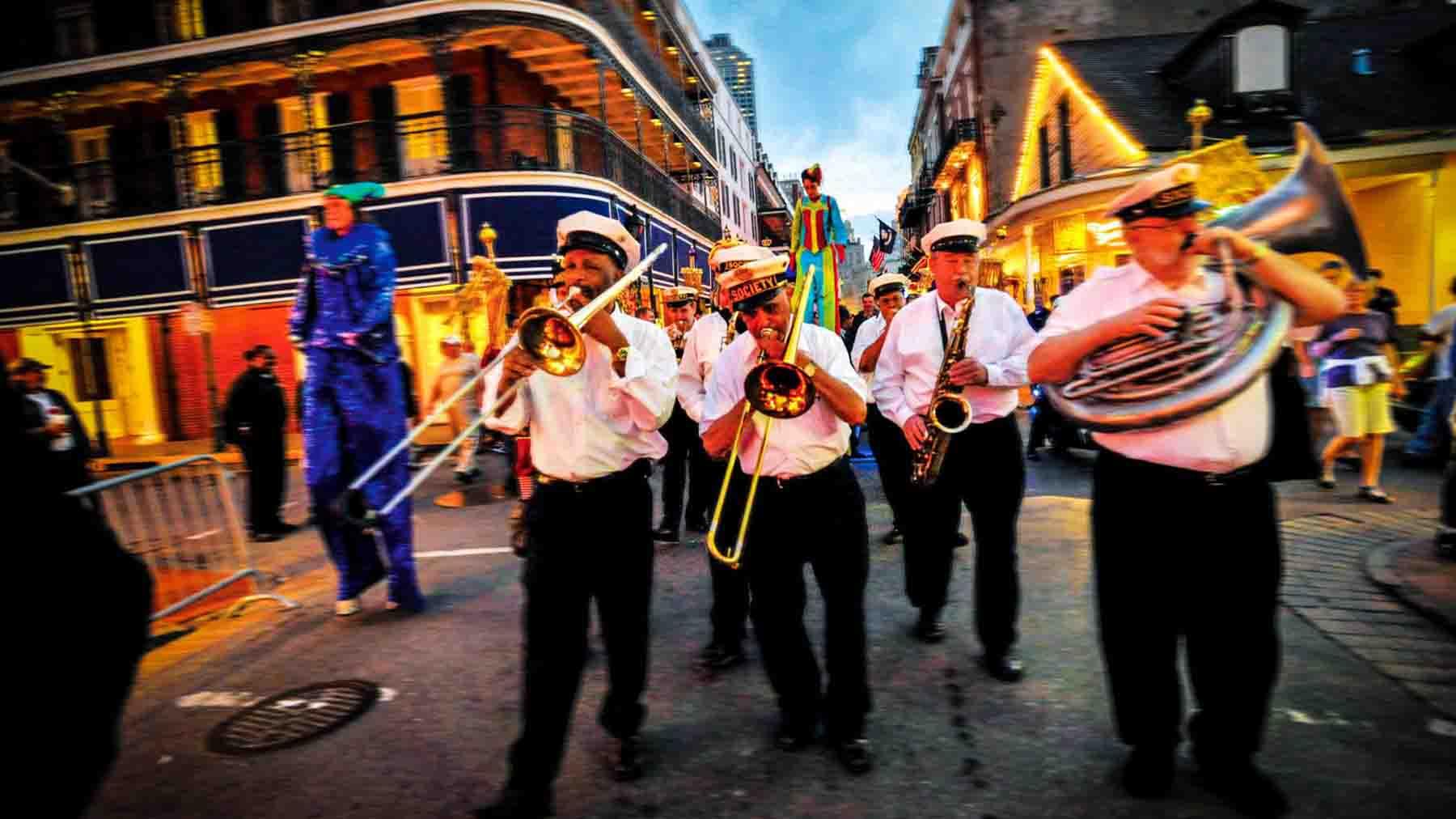 Noe for alle i New Orleans