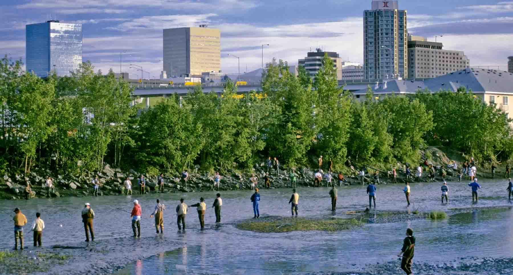 Urban oase i utemmet villmark