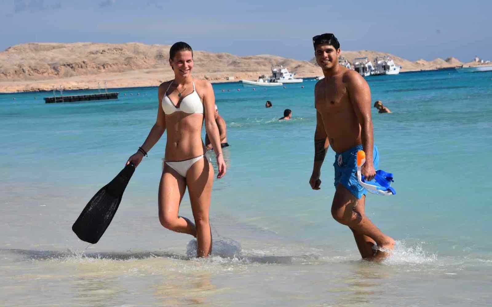 Solfylte Hurghada – Fargerikt liv i Rødehavet