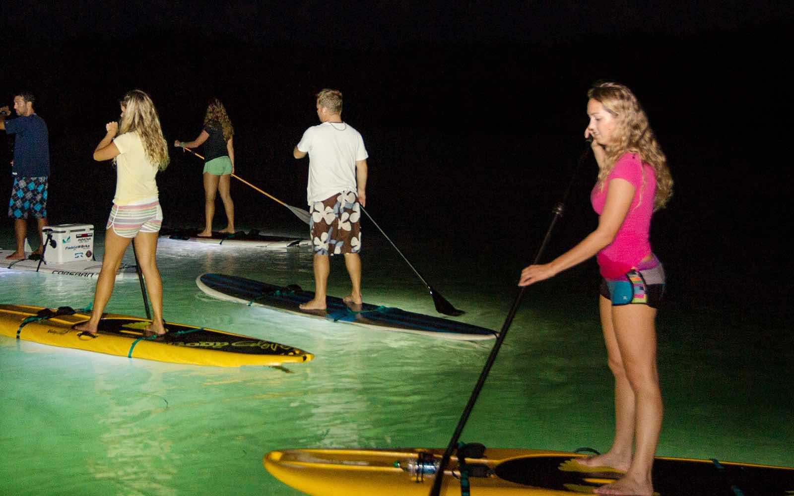 Ut på fem natteventyr i Florida Keys