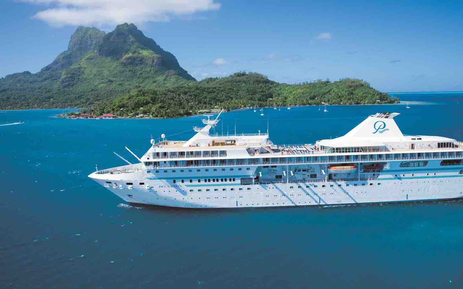 Stillehavs-cruise