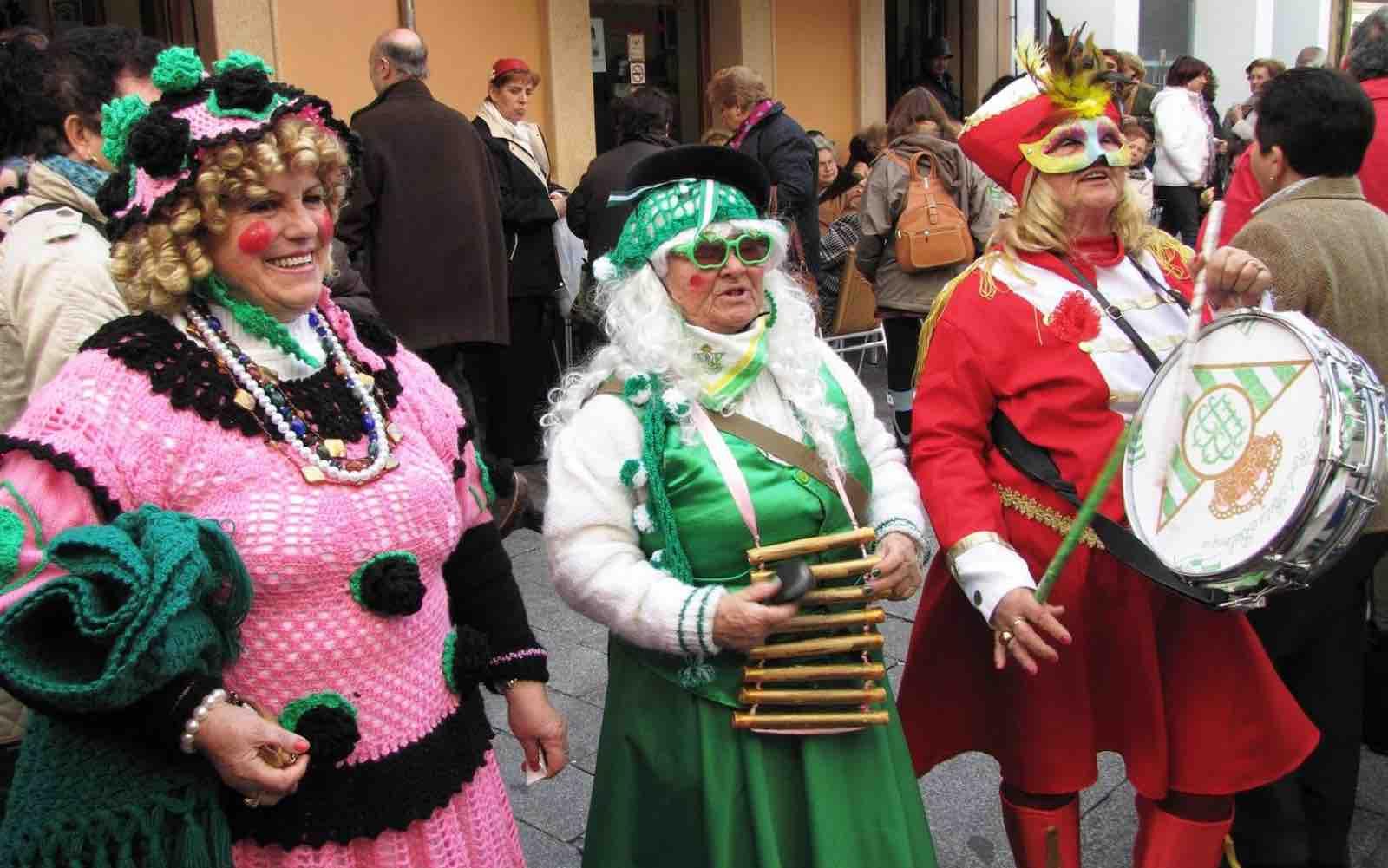 Karneval i Cádiz er humor på kunstnerisk nivå