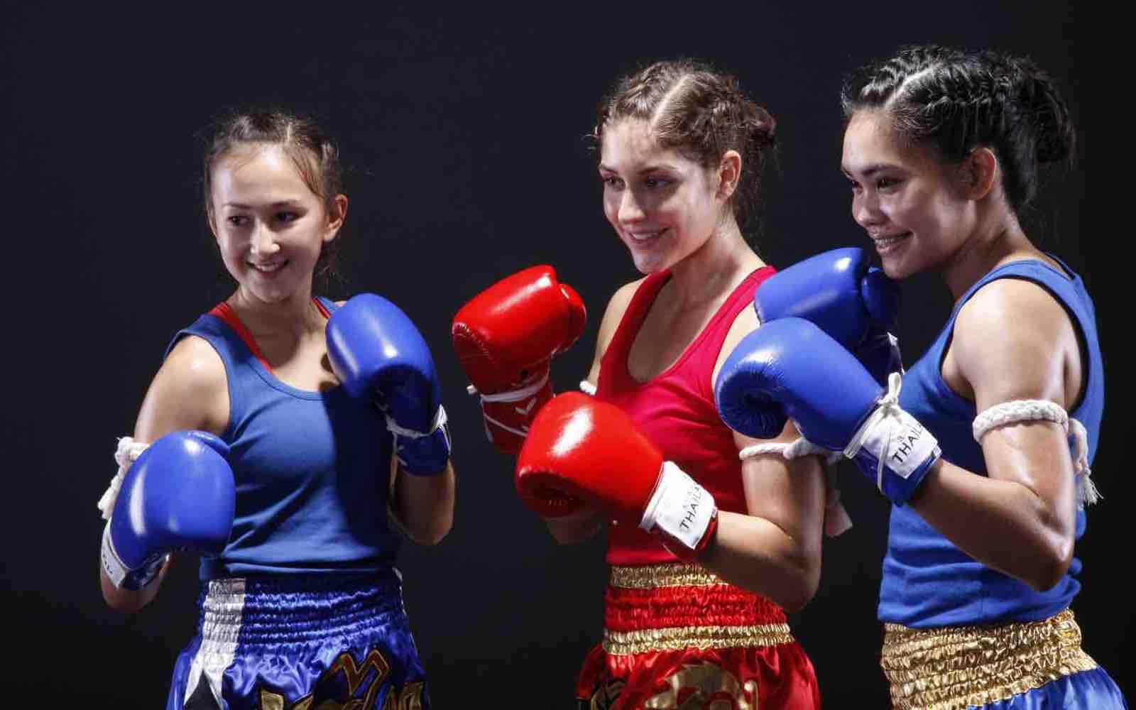 Prøv Muay Thai og hold deg aktiv i Thailand