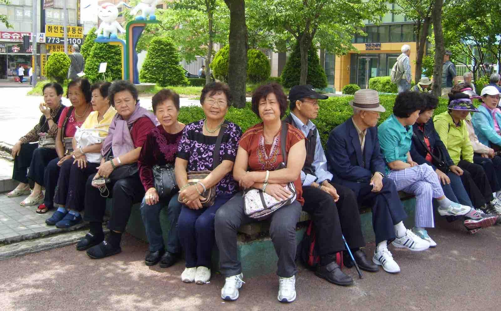 Forvent lang levetid – se til Japan og Sør-Korea