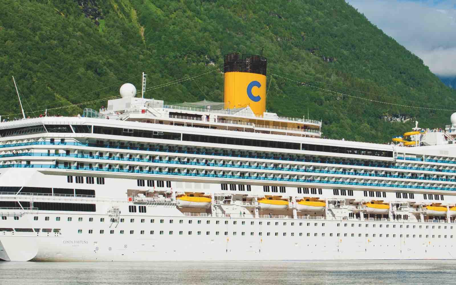 Cruise-feberen øker – vi vil helst til Karibia