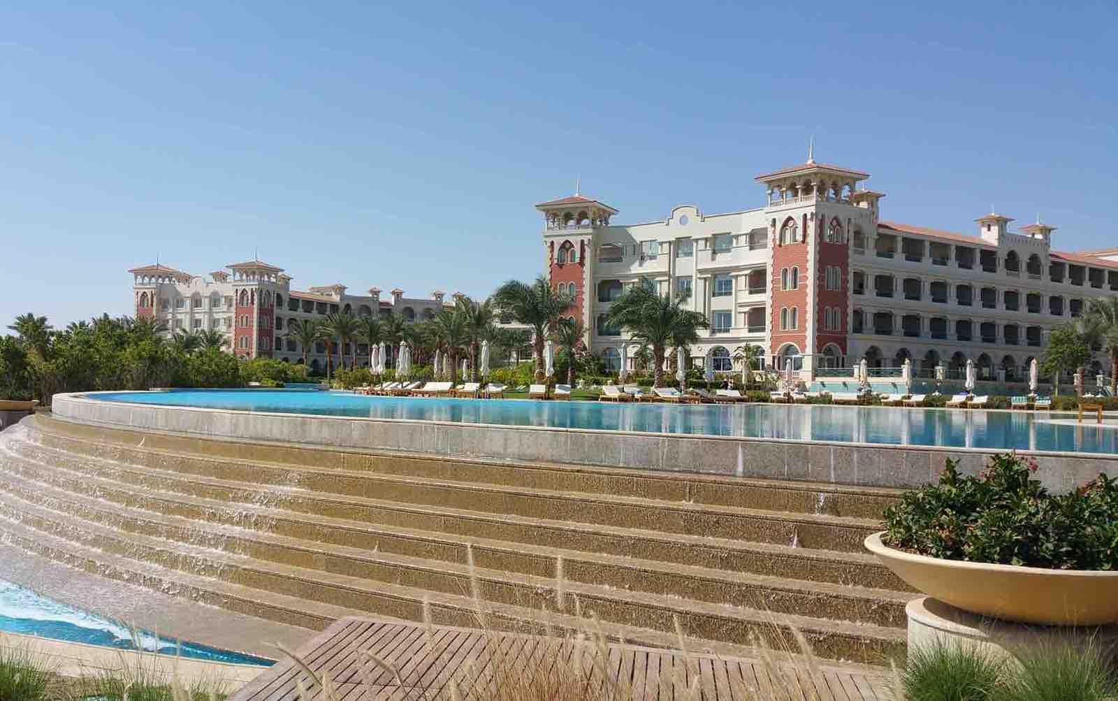 Hotell i særklasse – et palass ved Rødehavet