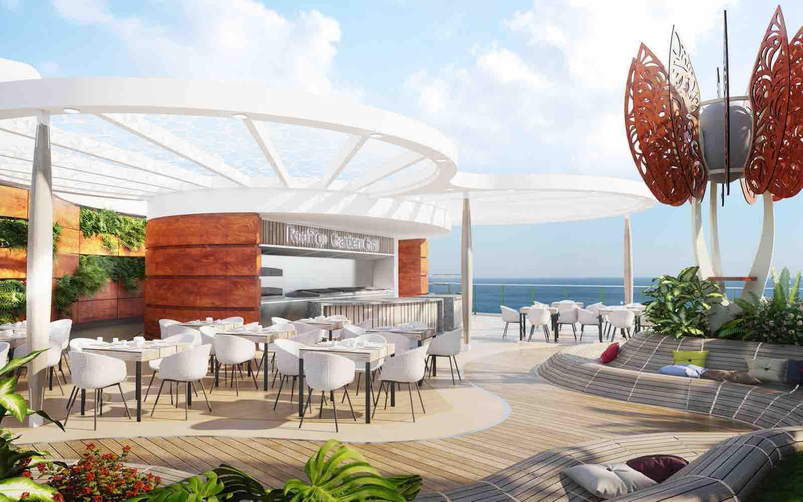 Cruise-nytt; Med Celebrity Edge på matreise til sjøs