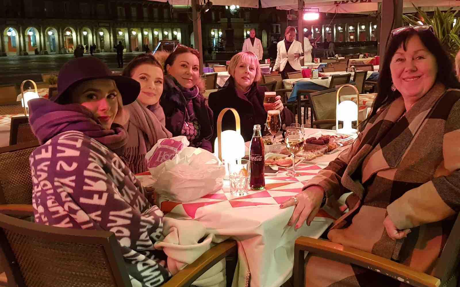 Våryre kvinner om folk, mat, jazz og flamenco i Madrid