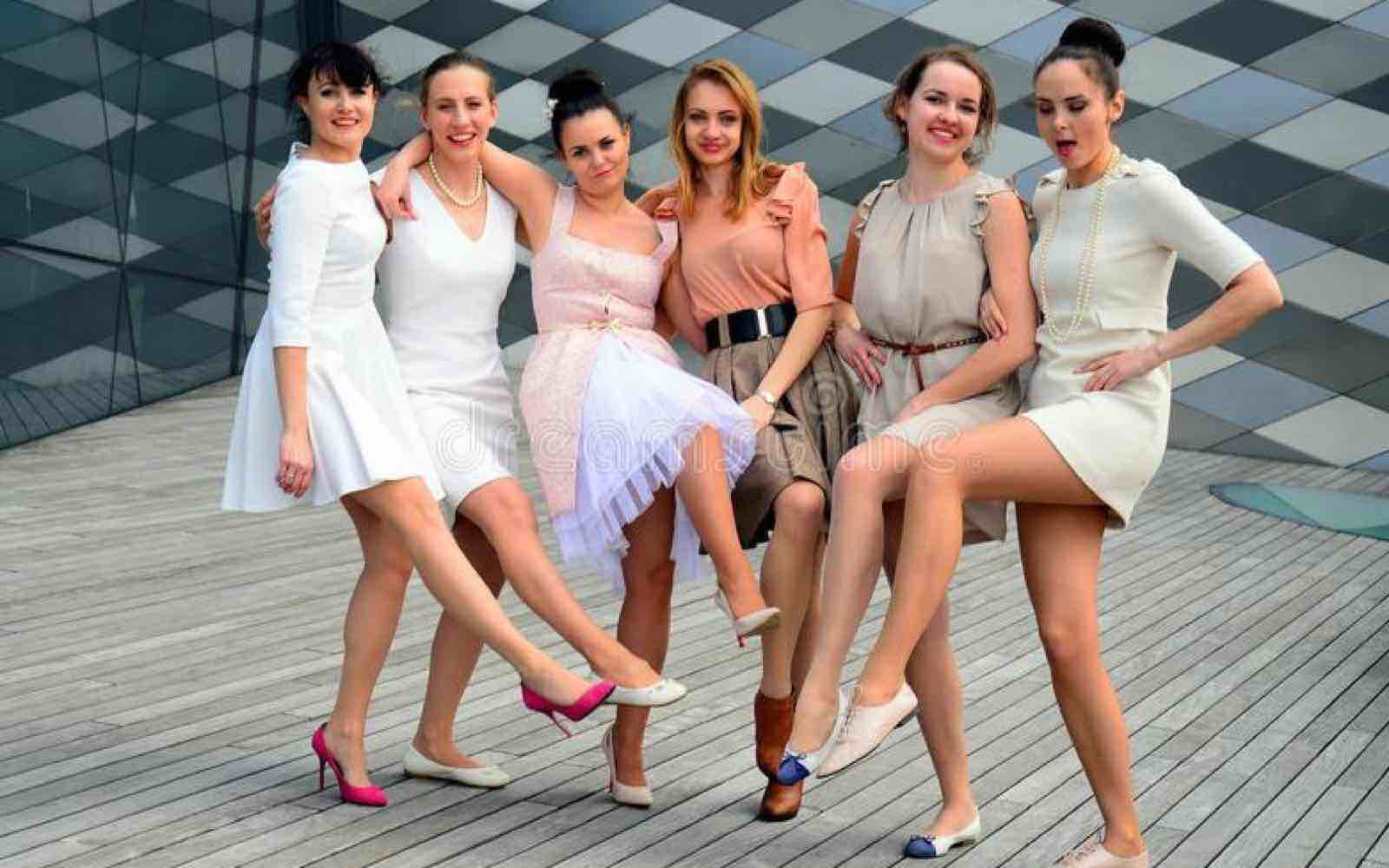 Vilnius er en gåte som byr på smarte kvinner