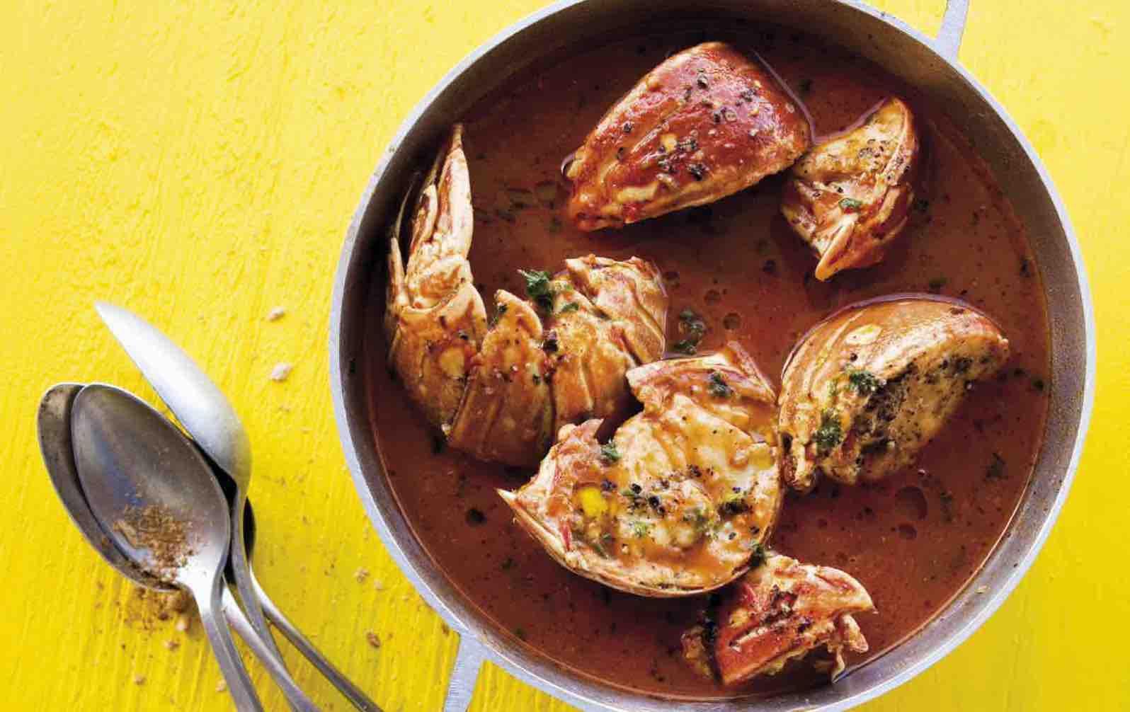 Smak Karibien - der maten er en reise i seg selv