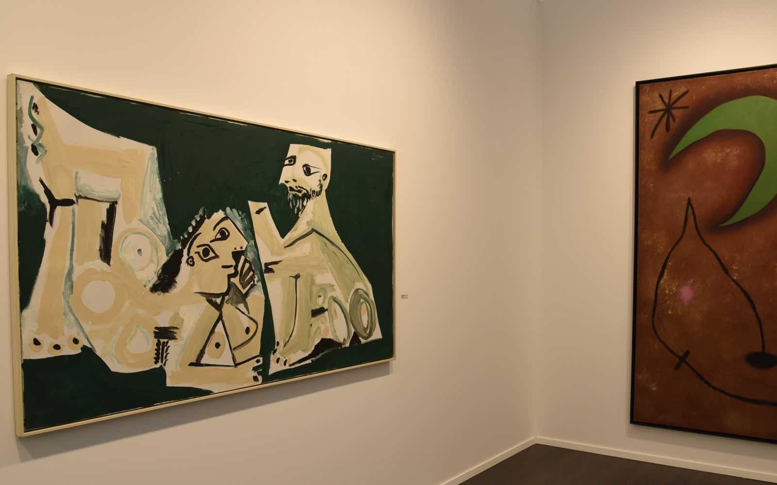 Kunst i London og en Picasso til 133 mill. kroner!