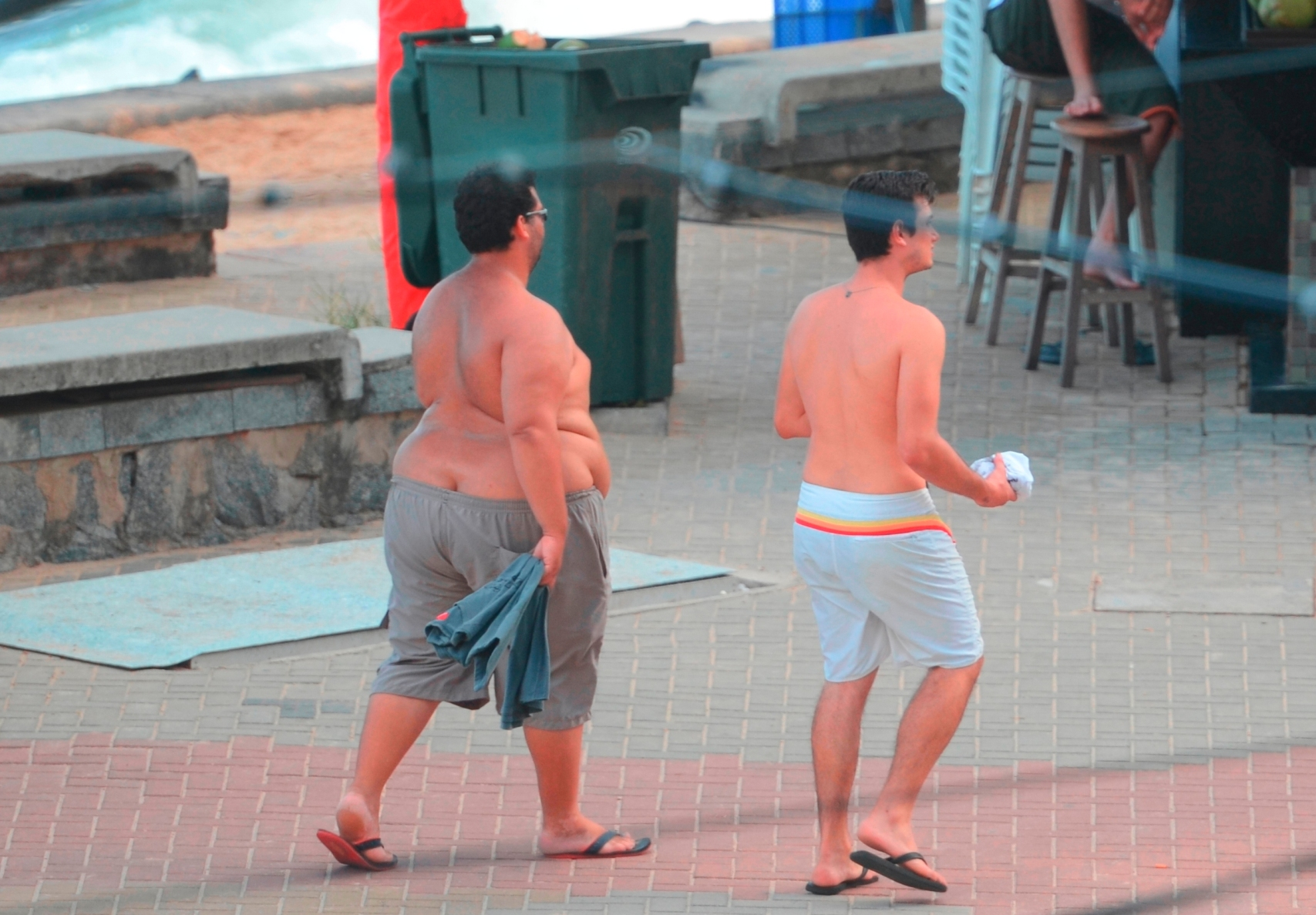 Nå er også brasilianere blitt overvektige
