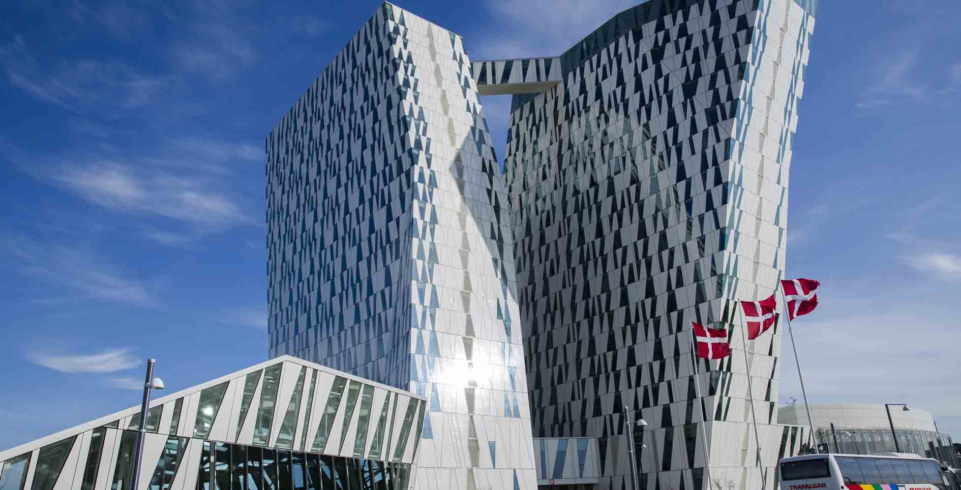 Hotell Bella Sky i København, AC Bella Sky