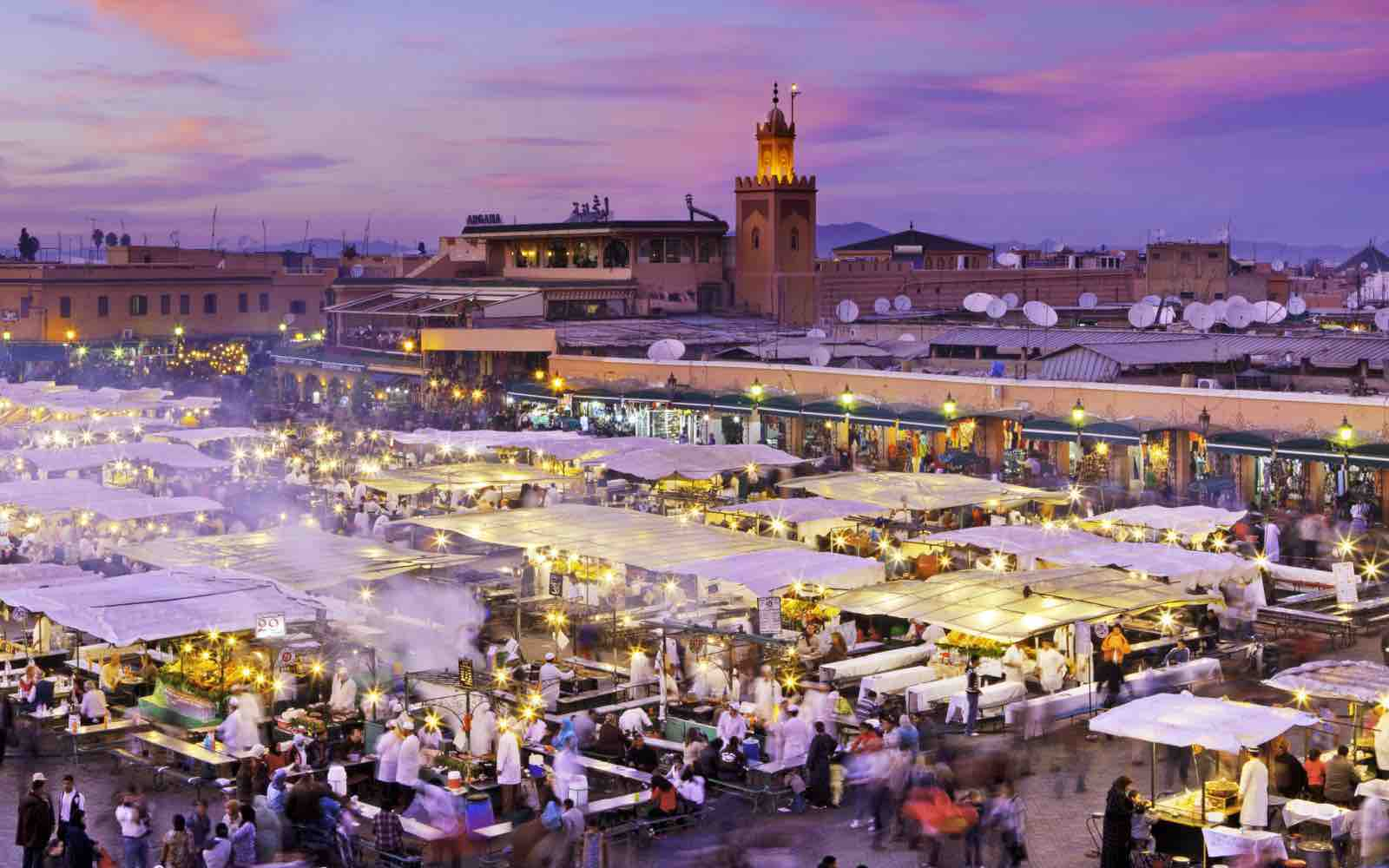 En veteran i Marrakech gir gode råd