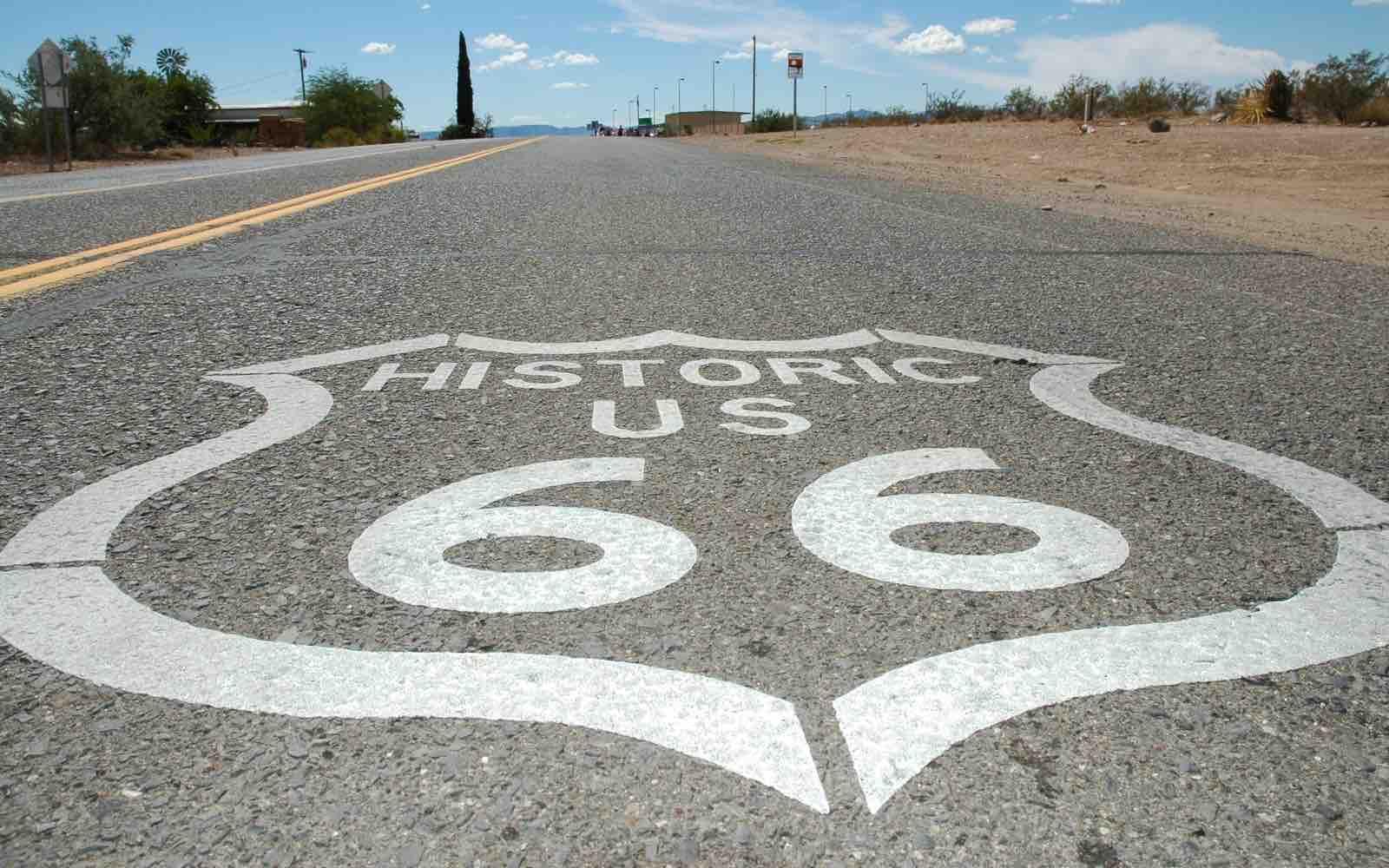 Bli med på Route 66 – et eventyr gjennom USA
