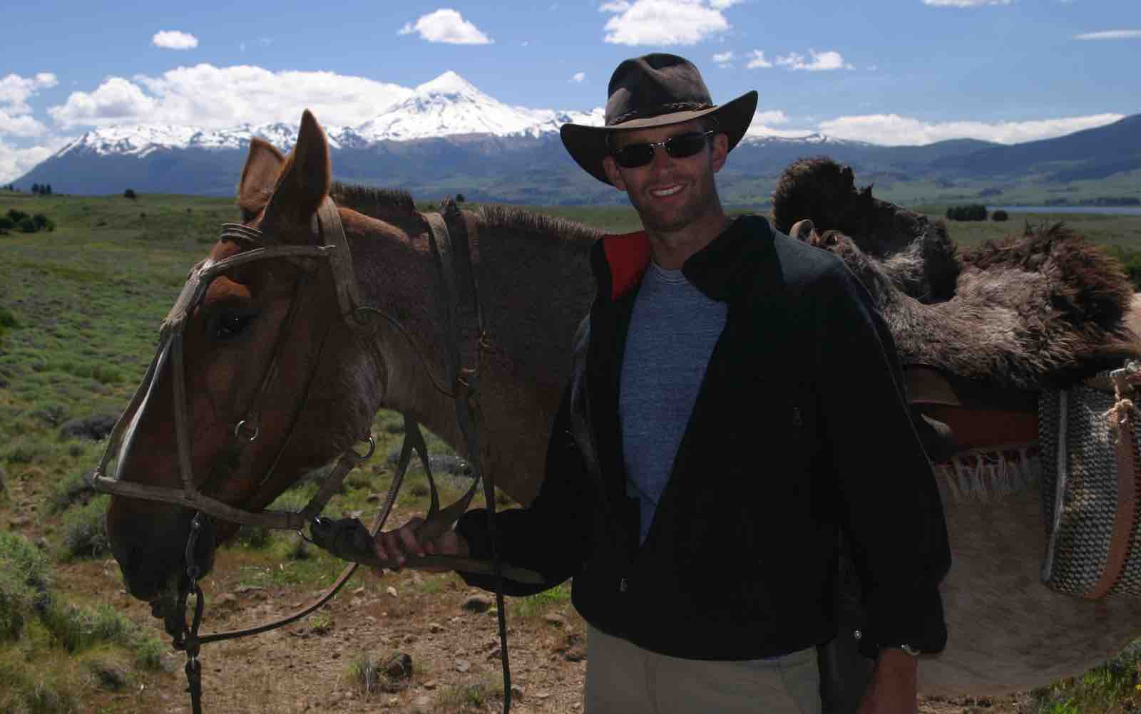 Argentina; På hesteryggen er Patagonia et eventyr