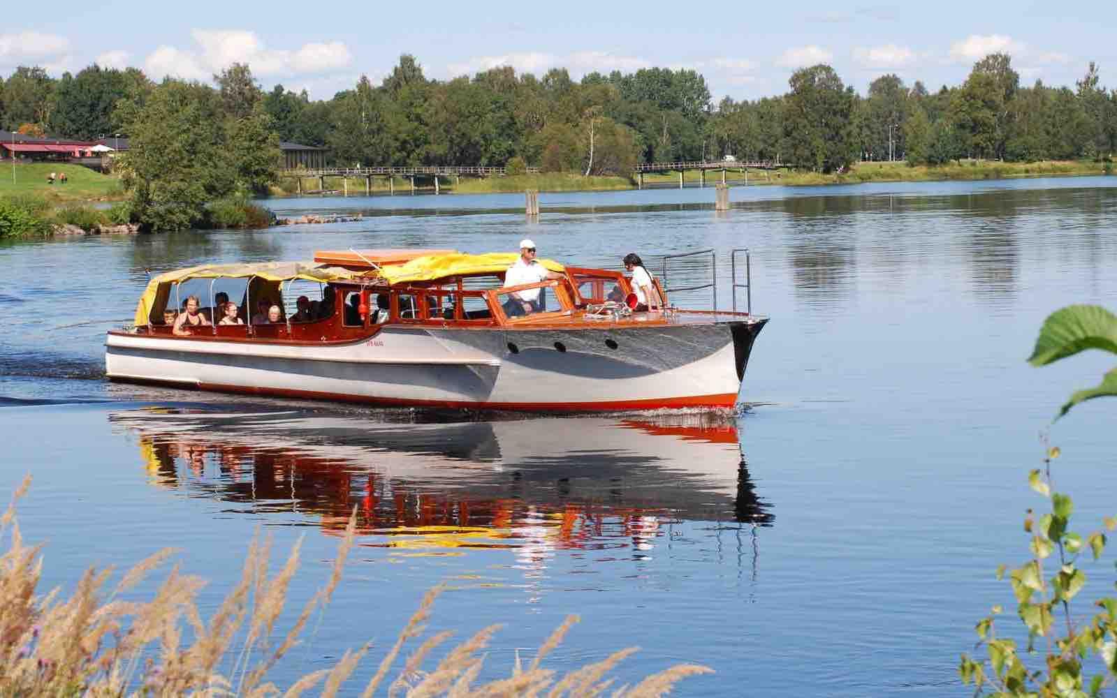 sommer i Karlstad