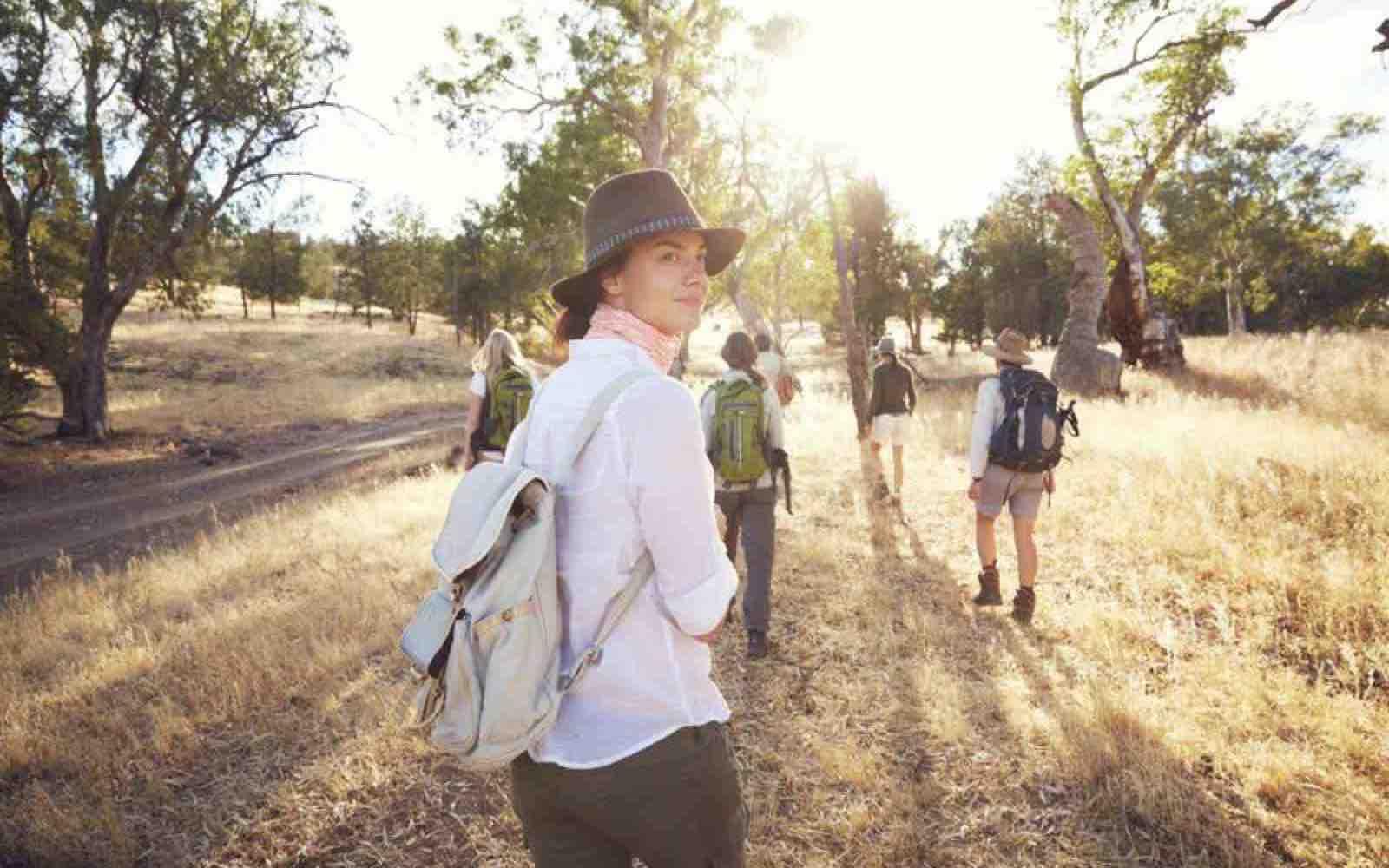Glamorøst fottur i Australia – kun fire dager