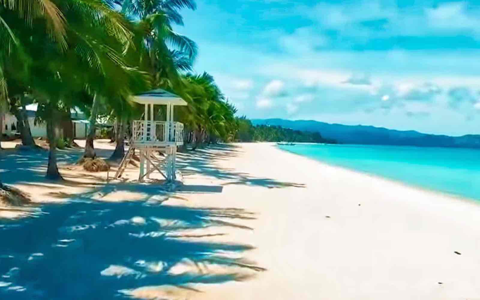 Boracay åpnet – slutt på strandparty og plastposer