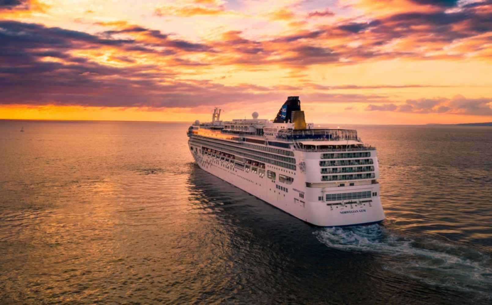 Luksus-cruise – kongelig ferie med uante muligheter
