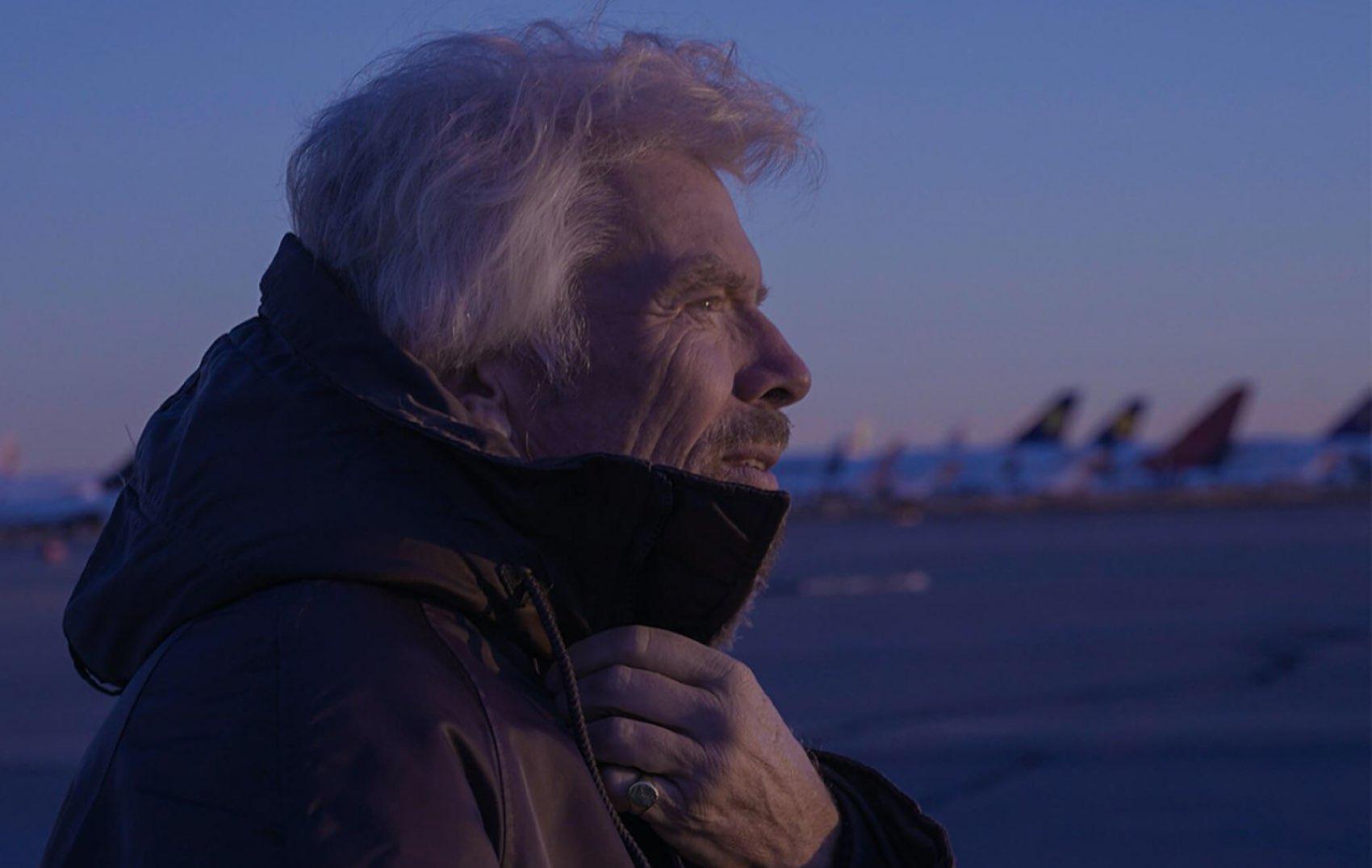 Richard Branson Romreiser