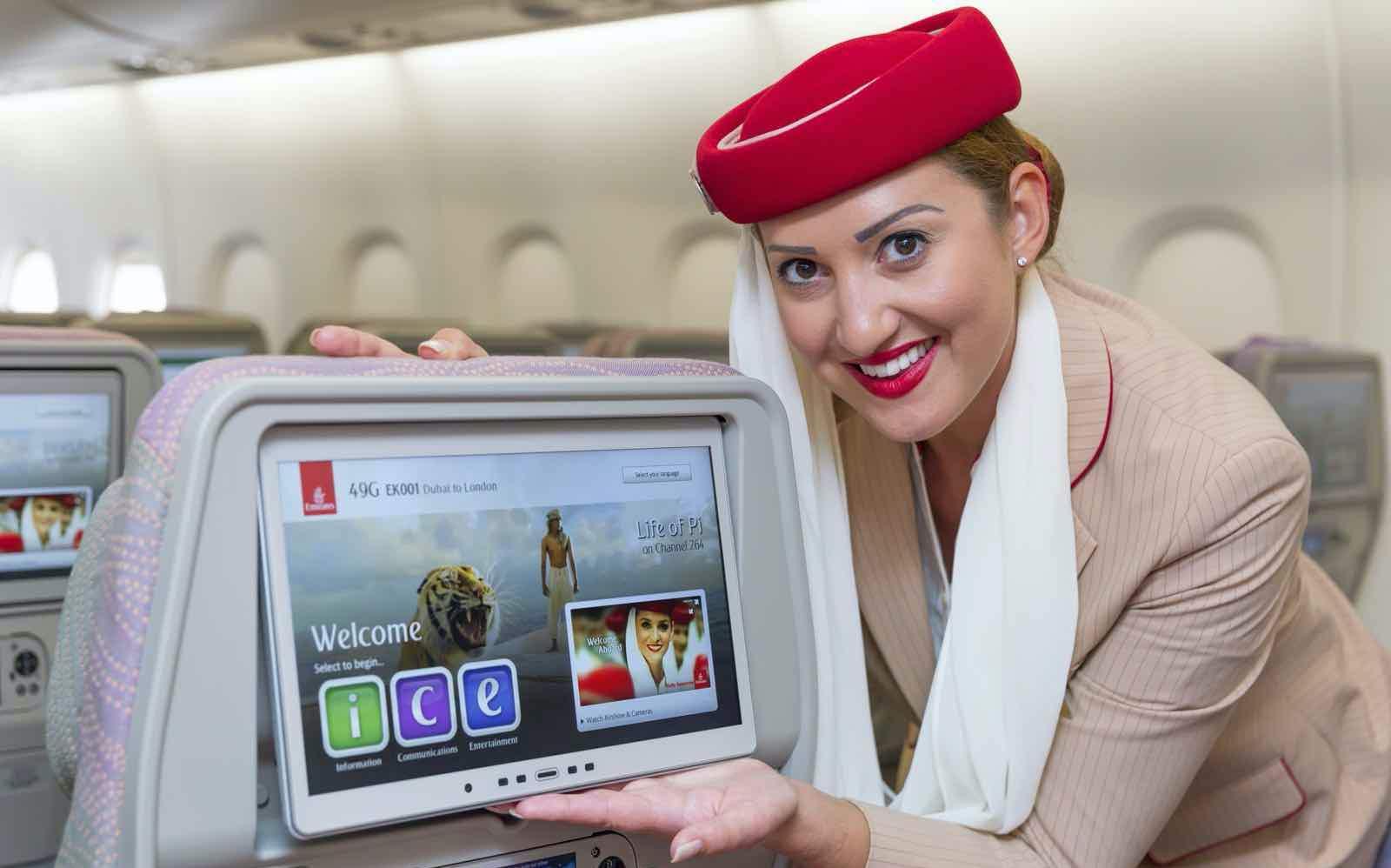 Til himmels med Emirates fra Oslo til Cebu