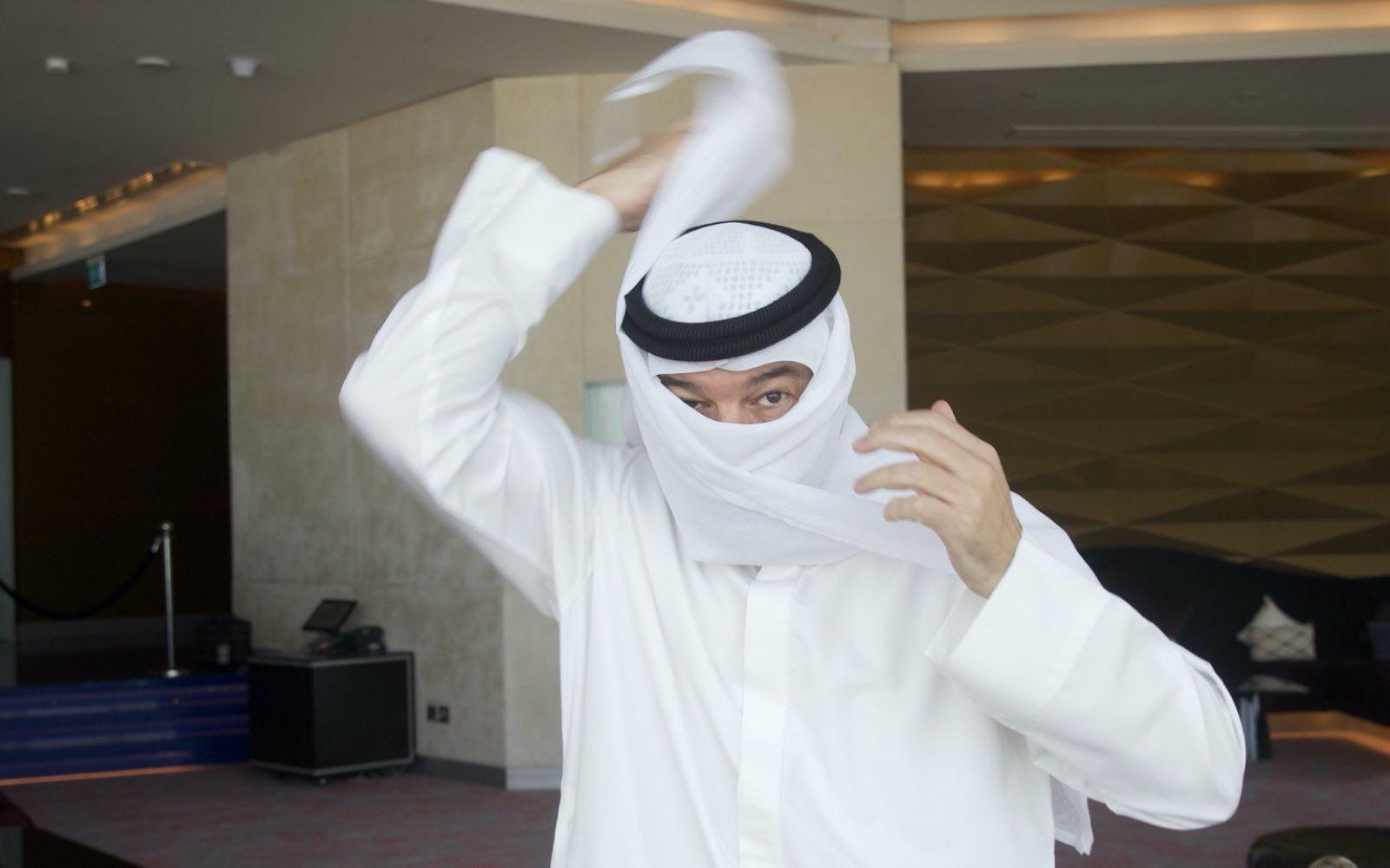 Dubai er rik på kultur - Alt er kultur