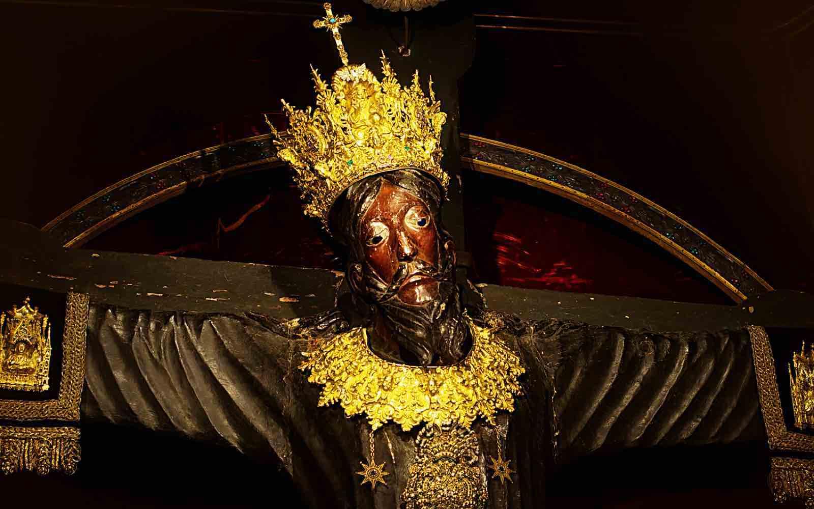 «Holy Face» i Lucca – Mirakuløs åpenbaring
