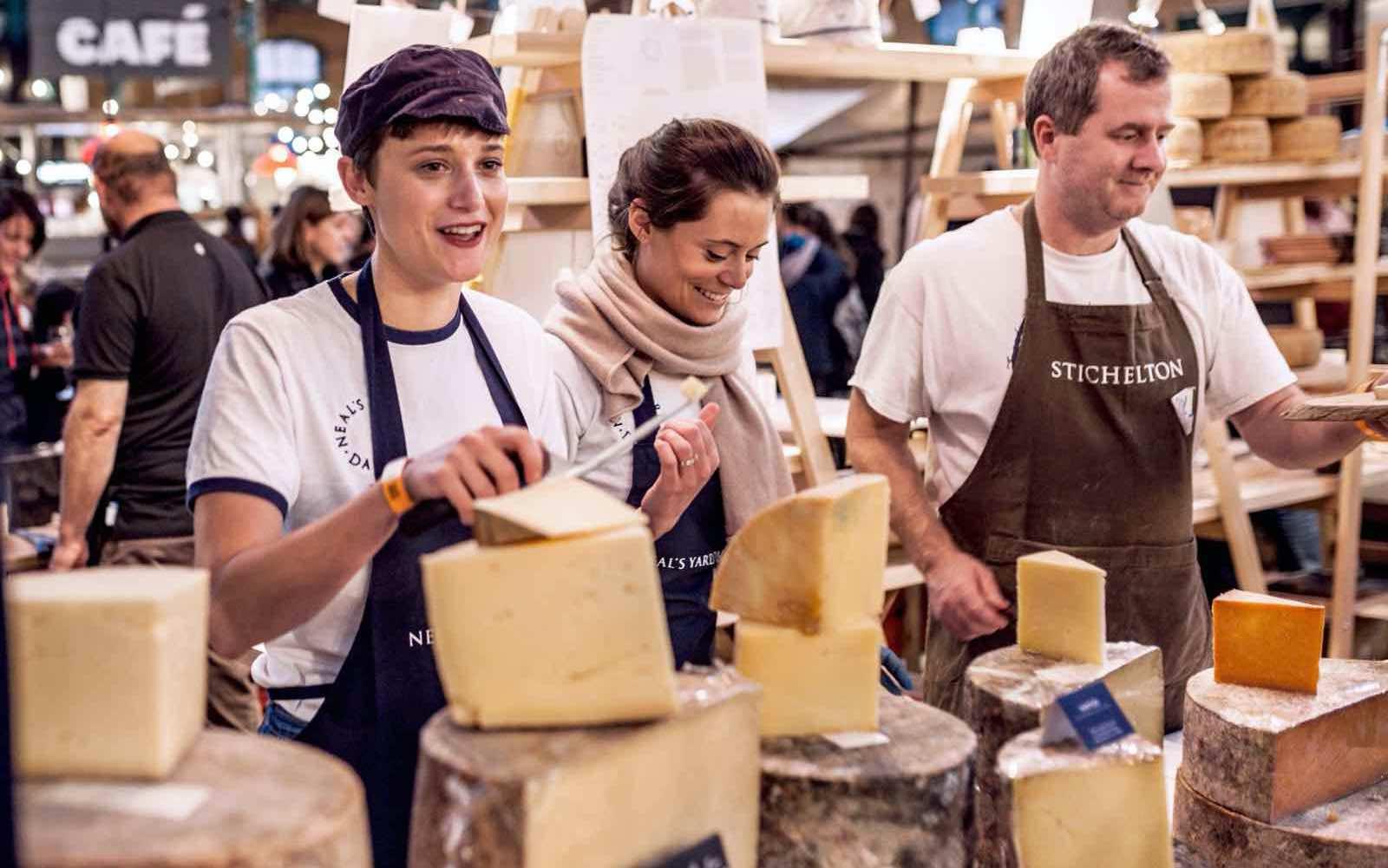 """Gjør klar for festivalen """"Cheese 2021"""" i Bra i Nord-Italia"""