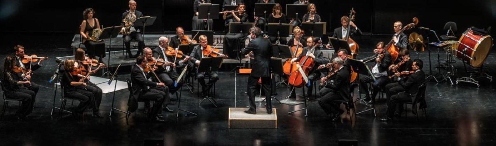 Spiller igjen: Orkestret ved Wermland Opera i Karlstad