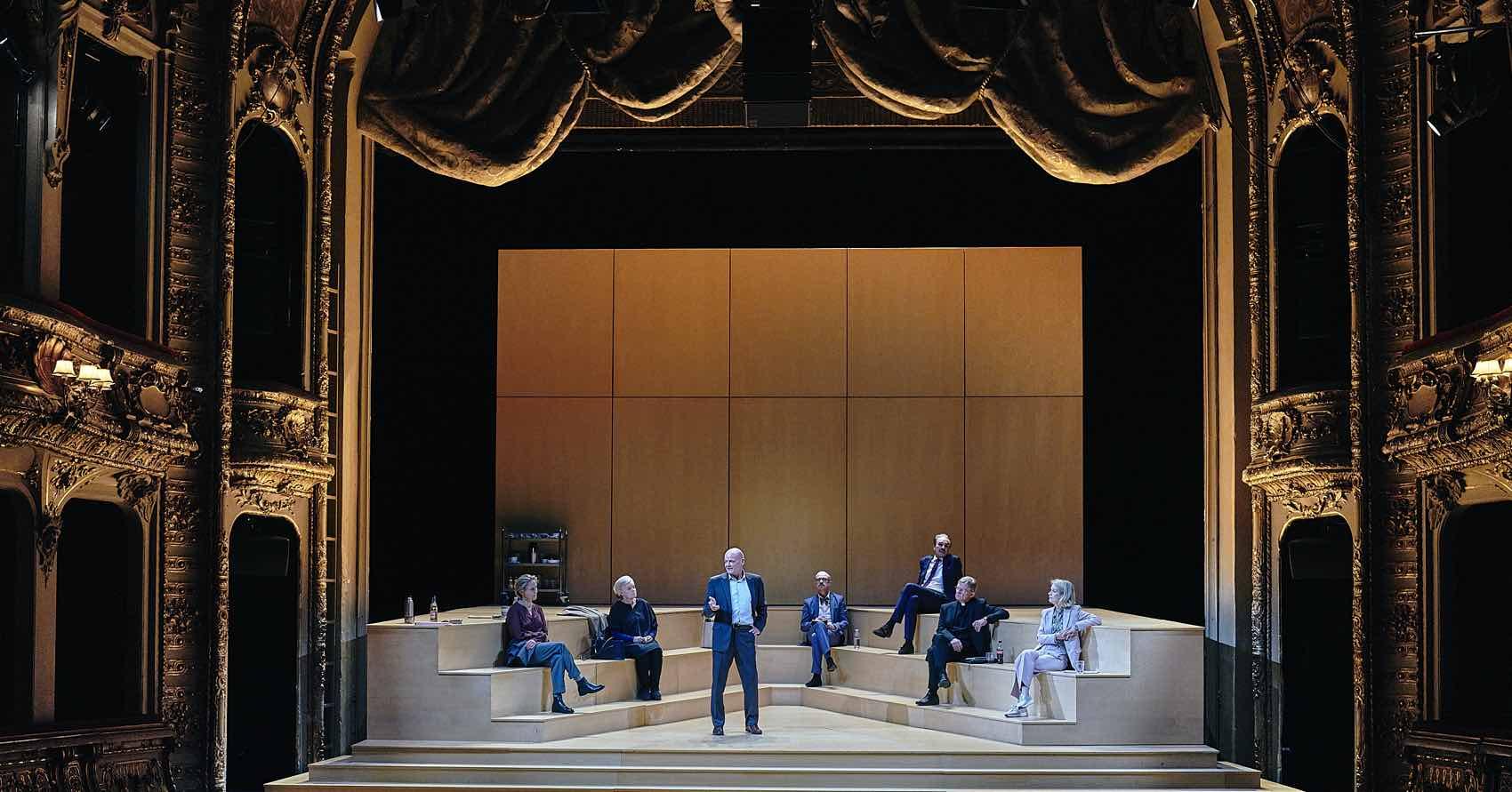 NESTE PREMIERE: Der Gott des Gemetzels / The God or Carnage med premiere i oktober. Picture by Matthias Horn