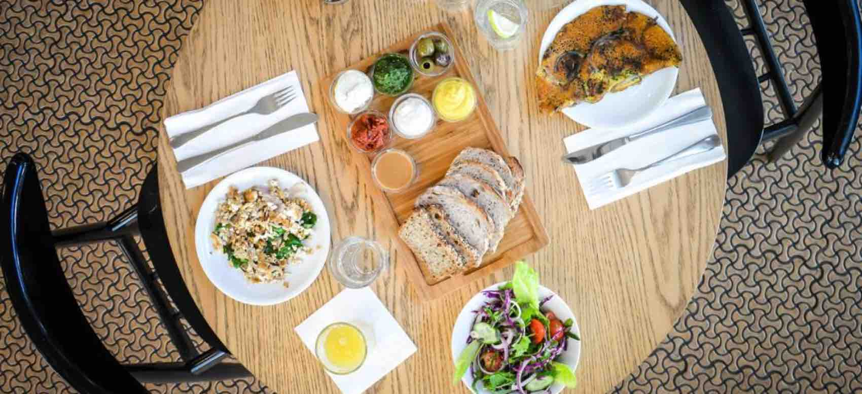 Iconic Tel Avivian café Anastasia opened its doors in 2014