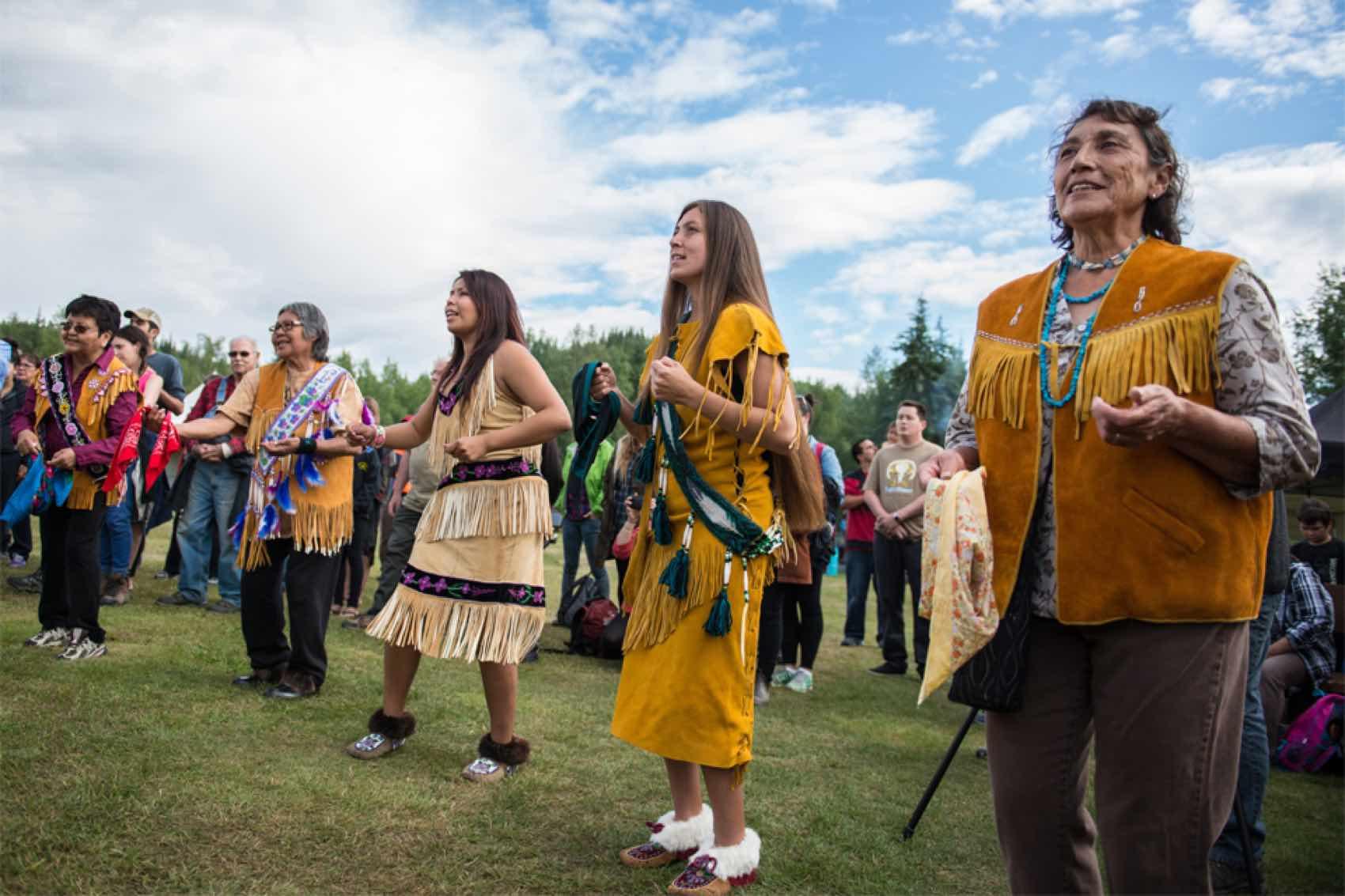 Opplevelse i Canada: Lokale viser frem dans og kultur i en by som har mye å tilby.