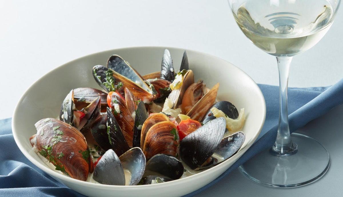 Vinen som lages i Galicia passer gjerne til fisk og sjømat